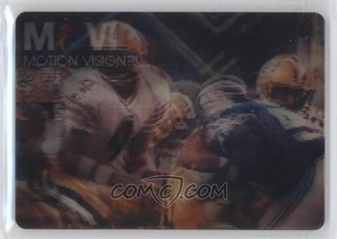 1996 Movi Motionvision - [Base] #BRFA - Brett Favre