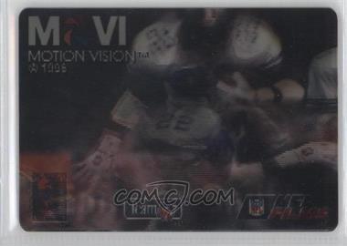 1996 Movi Motionvision - [Base] #EMSM - Emmitt Smith