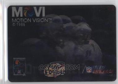 1996 Movi Motionvision [???] #N/A - Drew Bledsoe