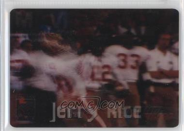 1996 Movi Motionvision [???] #N/A - Jerry Rice
