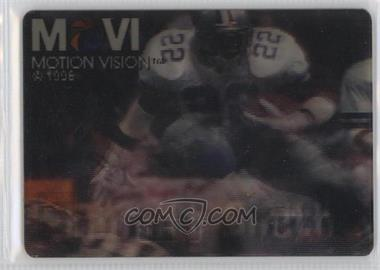1996 Movi Motionvision #N/A - Emmitt Smith
