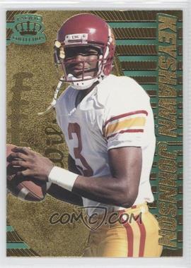 1996 Pacific [???] #100 - Keyshawn Johnson