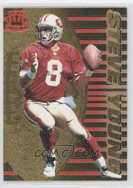 1996 Pacific [???] #130 - Steve Young