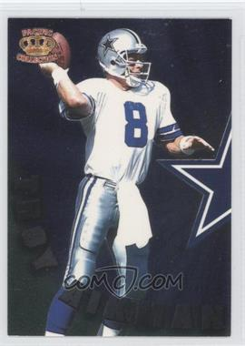 1996 Pacific [???] #DD-1 - Troy Aikman