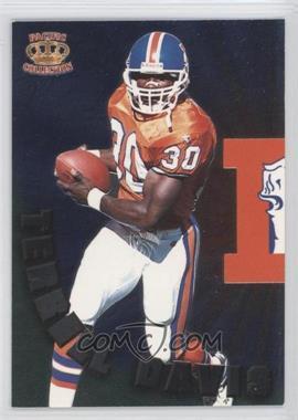 1996 Pacific [???] #DD-6 - Terrell Davis
