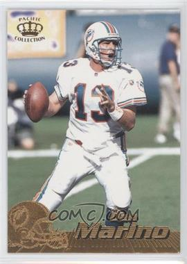 1996 Pacific Crown Collection - [Base] #233 - Dan Marino
