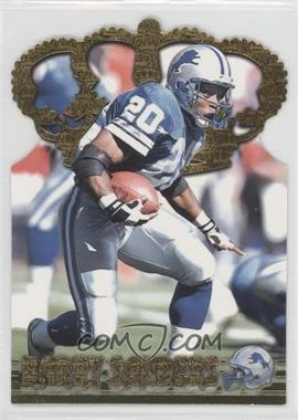 1996 Pacific Crown Collection [???] #GC-3 - Barry Sanders