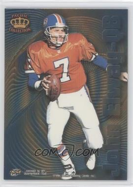 1996 Pacific Crown Collection [???] #N/A - John Elway