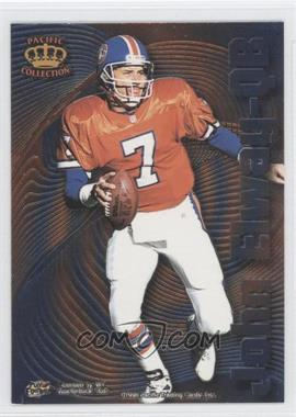 1996 Pacific Crown Collection Bomb Squad #BS-2 - John Elway