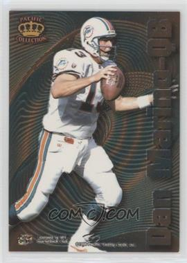 1996 Pacific Crown Collection Bomb Squad #BS-7 - Dan Marino, Irving Fryar