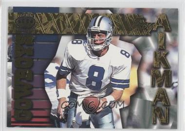 1996 Pacific Crown Collection Gems of the Crown #GC-21 - Troy Aikman