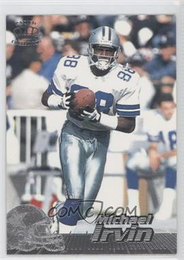 1996 Pacific Crown Collection Silver #109 - Michael Irvin