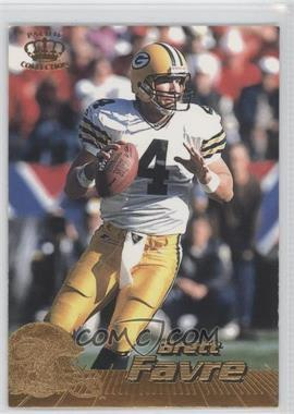 1996 Pacific Crown Collection #150 - Brett Favre