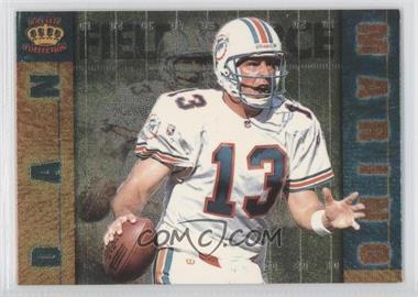 1996 Pacific Crown Royale [???] #FF-11 - Dan Marino