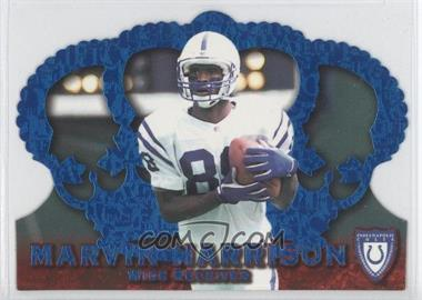 1996 Pacific Crown Royale Blue #CR-27 - Marvin Harrison