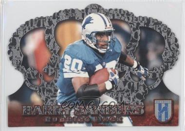 1996 Pacific Crown Royale Silver #CR-50 - Barry Sanders