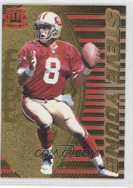 1996 Pacific Dynagon - [Base] #P-130 - Steve Young