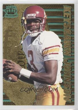 1996 Pacific Dynagon [???] #100 - Keyshawn Johnson