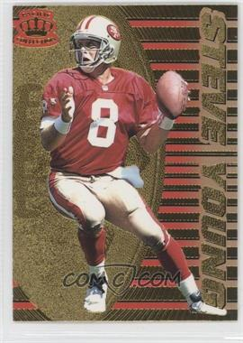 1996 Pacific Dynagon [???] #130 - Steve Young