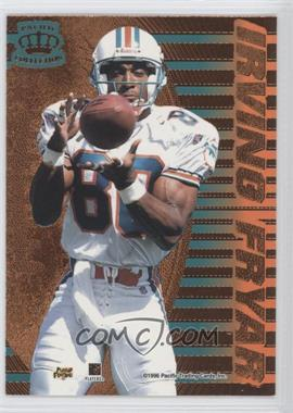 1996 Pacific Dynagon [???] #48 - Irving Fryar