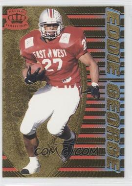 1996 Pacific Dynagon [???] #55 - Eddie George
