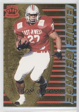 1996 Pacific Dynagon [???] #55 - Eddie George