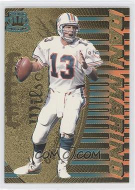 1996 Pacific Dynagon [???] #75 - Dan Marino