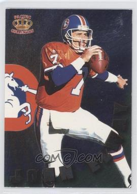 1996 Pacific Dynagon [???] #DD-18 - John Elway