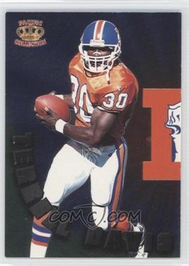 1996 Pacific Dynagon [???] #DD-6 - Terrell Davis