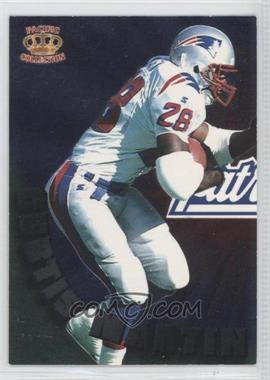 1996 Pacific Dynagon [???] #DD-7 - Curtis Martin