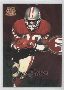 1996 Pacific Dynagon Dynagon Duos #DD-2 - Jerry Rice