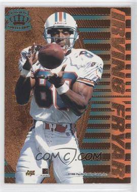 1996 Pacific Dynagon Dynamic Duos #48 - Irving Fryar