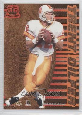 1996 Pacific Dynagon Gold Tandems #14 - Trent Dilfer, Steve McNair