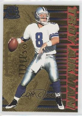 1996 Pacific Dynagon #P-34 - Troy Aikman