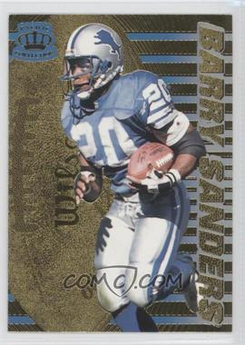 1996 Pacific Dynagon #P-48 - Barry Sanders