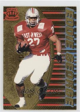 1996 Pacific Dynagon #P-55 - Eddie George