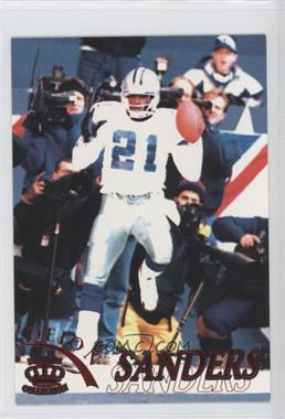 1996 Pacific Gridiron [???] #33 - Deion Sanders
