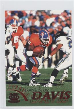 1996 Pacific Gridiron [???] #35 - Terrell Davis