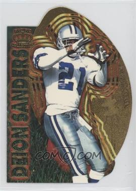 1996 Pacific Invincible - Kick-Starters #KS-15 - Deion Sanders