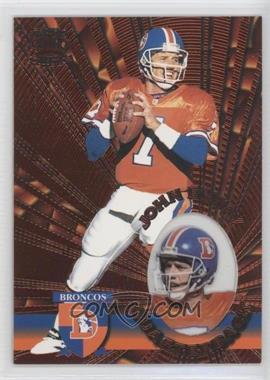 1996 Pacific Invincible [???] #I-42 - John Elway