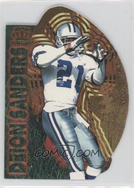 1996 Pacific Invincible [???] #KS-15 - Deion Sanders