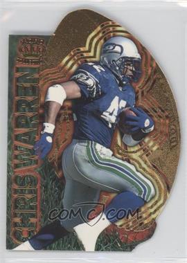 1996 Pacific Invincible [???] #KS-19 - Chris Warren