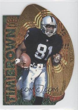 1996 Pacific Invincible [???] #KS-2 - Tim Brown