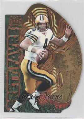 1996 Pacific Invincible [???] #KS-6 - Brett Favre