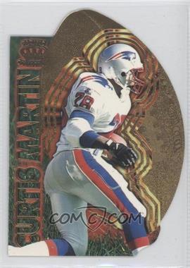 1996 Pacific Invincible [???] #KS-9 - Curtis Martin
