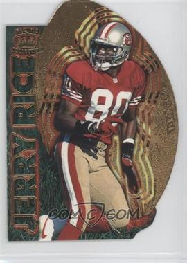 1996 Pacific Invincible Kick-Starters #KS-12 - Jerry Rice