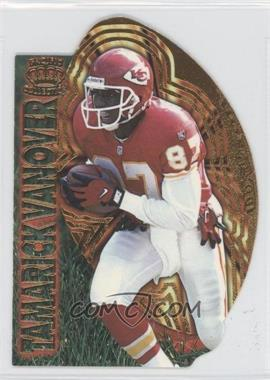 1996 Pacific Invincible Kick-Starters #KS-18 - Tamarick Vanover
