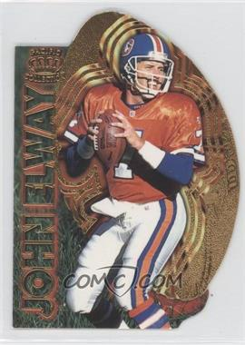 1996 Pacific Invincible Kick-Starters #KS-4 - John Elway