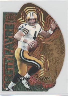 1996 Pacific Invincible Kick-Starters #KS-6 - Brett Favre