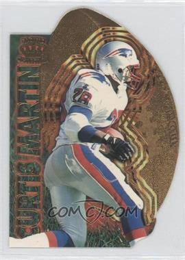 1996 Pacific Invincible Kick-Starters #KS-9 - Curtis Martin